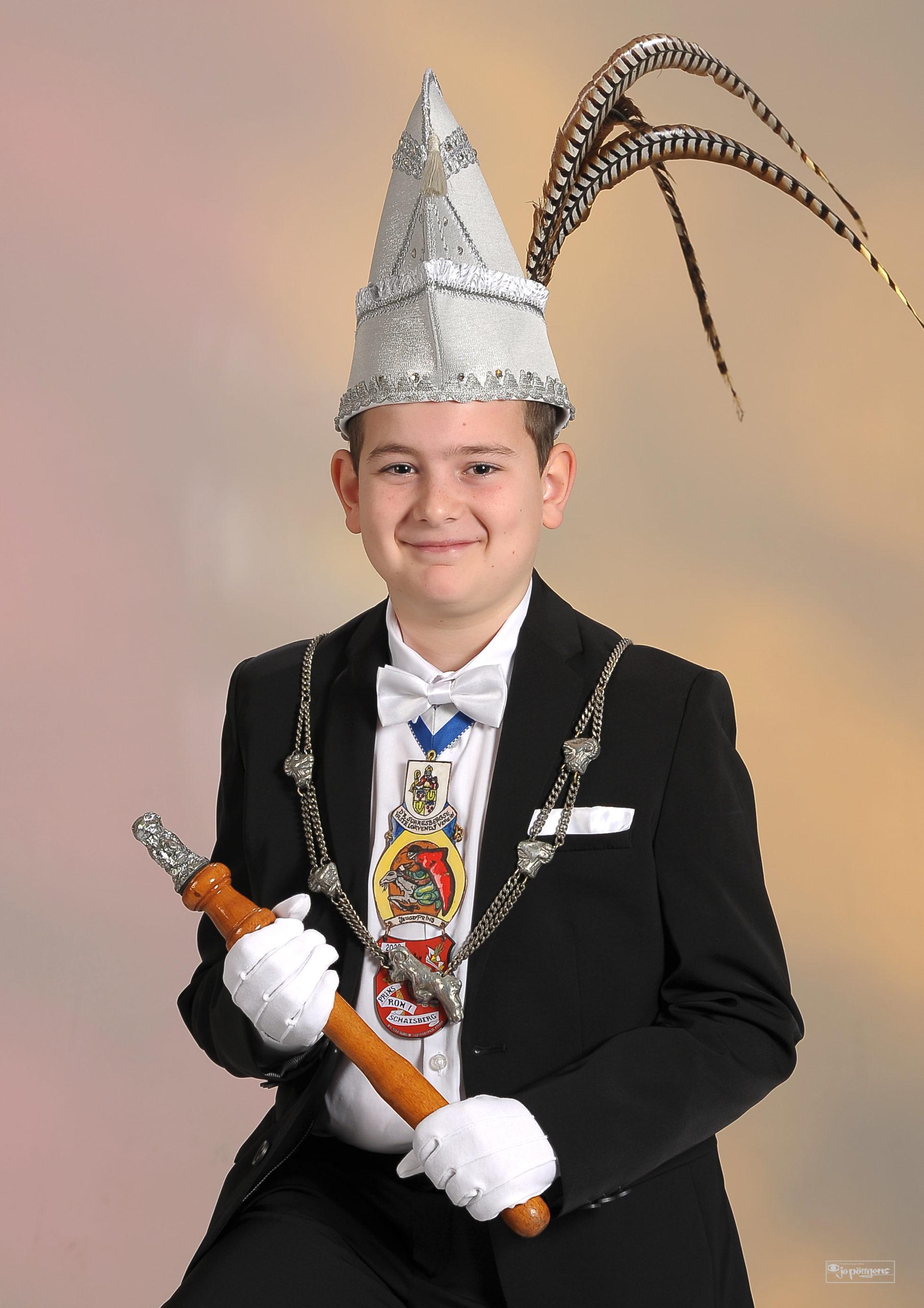 Jeugdprins Jorunn I (2020)