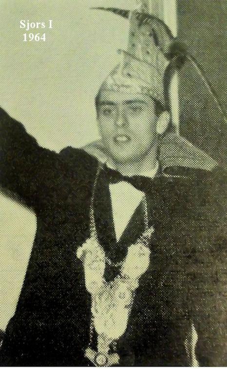 Prins George I Hamerlink<br />(1964)