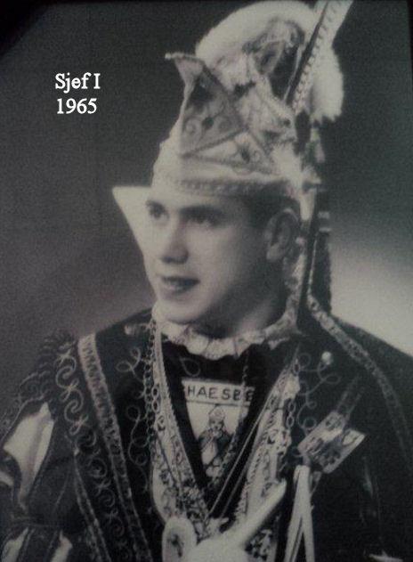 Prins Sjef I Wollfs<br />(1965)