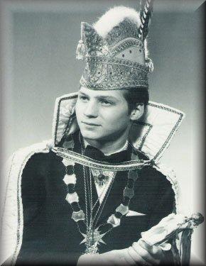 Jeugdprins Alois I van den Boogaard