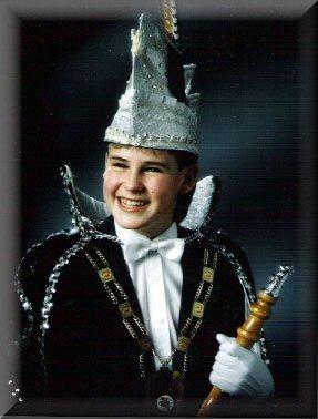 Jeugdprins Luc I Bruls<br />(1988 – 1989)
