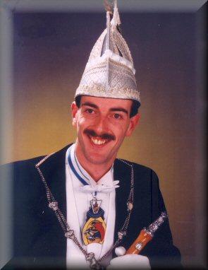 Prins Mario I Ogrinc (1990-1991)