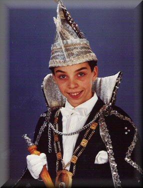 Jeugdprins Mark I Verbunt<br />(1990 – 1991)