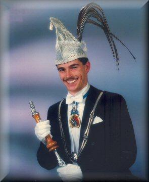 Prins Nico I Heuvelmans<br />(1992)