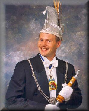 Prins Leon I van den Boogaard<br />(2001)