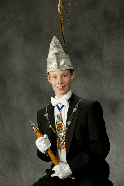 Jeugdprins Brian II de Jong<br />(2009 – 2010)