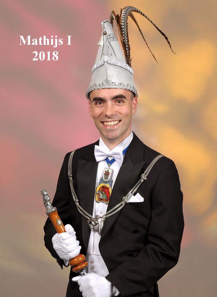 Prins Mathijs I Gulpers<br />(2018)